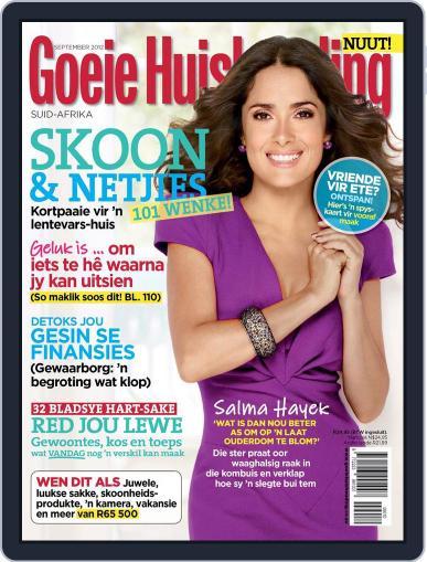 Goeie Huishouding (Digital) August 19th, 2012 Issue Cover