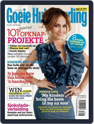 Goeie Huishouding (Digital) June 17th, 2012 Issue Cover