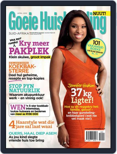 Goeie Huishouding (Digital) March 18th, 2012 Issue Cover