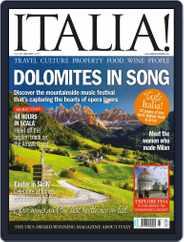Italia (Digital) Subscription April 1st, 2020 Issue