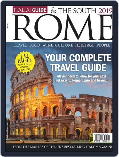 Italia February 28th, 2019 Digital Back Issue Cover