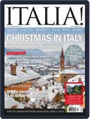 Italia (Digital) Subscription December 1st, 2018 Issue