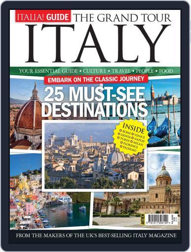 Italia (Digital) October 25th, 2018 Issue Cover