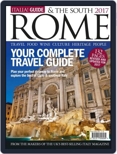 Italia (Digital) April 1st, 2017 Issue Cover