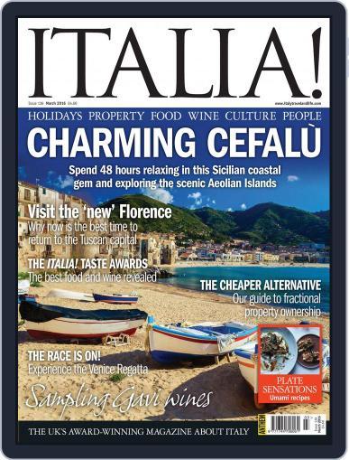 Italia (Digital) February 11th, 2016 Issue Cover
