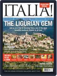 Italia (Digital) Subscription January 1st, 2016 Issue