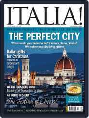 Italia (Digital) Subscription December 1st, 2015 Issue