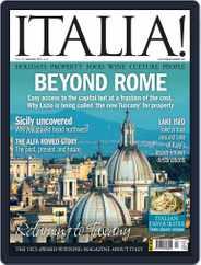 Italia (Digital) Subscription September 1st, 2015 Issue