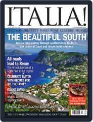 Italia (Digital) Subscription April 1st, 2015 Issue