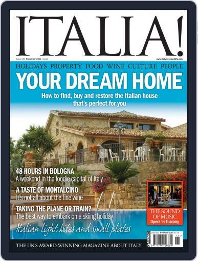 Italia (Digital) December 3rd, 2014 Issue Cover