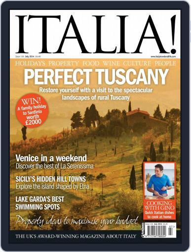 Italia (Digital) June 11th, 2014 Issue Cover