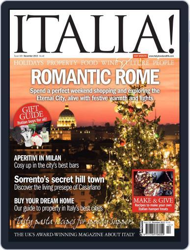Italia (Digital) November 21st, 2013 Issue Cover