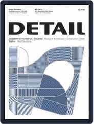 Detail (Digital) Subscription December 1st, 2018 Issue
