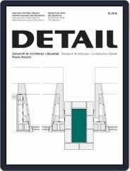 Detail (Digital) Subscription October 1st, 2018 Issue