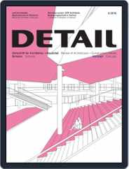 Detail (Digital) Subscription September 1st, 2018 Issue