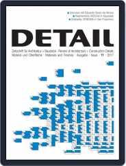 Detail (Digital) Subscription December 1st, 2017 Issue
