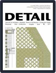 Detail (Digital) Subscription November 15th, 2017 Issue