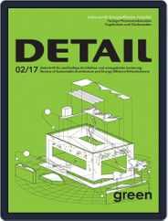 Detail (Digital) Subscription November 1st, 2017 Issue