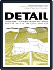 Detail (Digital) Subscription December 31st, 2015 Issue