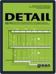 Detail (Digital) Subscription September 30th, 2015 Issue