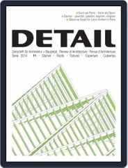 Detail (Digital) Subscription October 30th, 2014 Issue