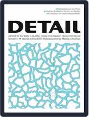 Detail (Digital) Subscription October 31st, 2013 Issue
