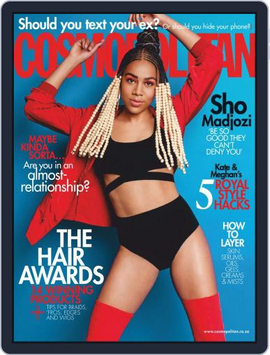 Cosmopolitan South Africa (Digital) July 1st, 2019 Issue Cover
