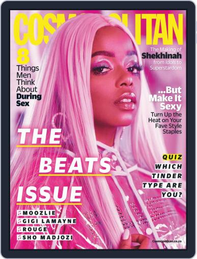 Cosmopolitan South Africa May 1st, 2019 Digital Back Issue Cover