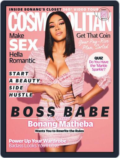 Cosmopolitan South Africa (Digital) April 1st, 2019 Issue Cover