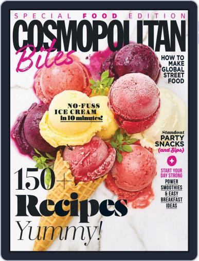 Cosmopolitan South Africa February 1st, 2019 Digital Back Issue Cover