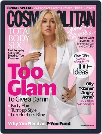 Cosmopolitan South Africa (Digital) December 1st, 2018 Issue Cover