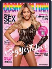 Cosmopolitan South Africa (Digital) Subscription February 1st, 2018 Issue