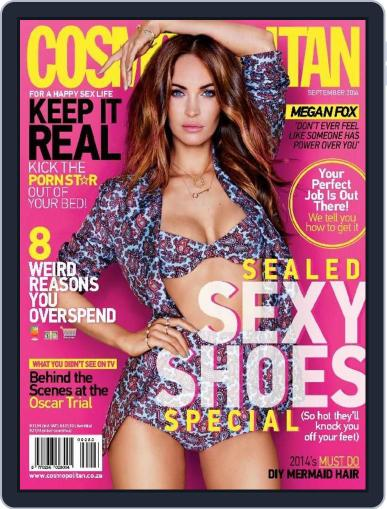 Cosmopolitan South Africa (Digital) July 1st, 2015 Issue Cover