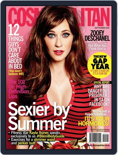 Cosmopolitan South Africa (Digital) May 31st, 2015 Issue Cover
