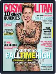 Cosmopolitan South Africa (Digital) Subscription December 16th, 2013 Issue