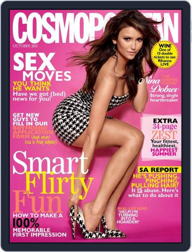 Cosmopolitan South Africa September 15th, 2013 Digital Back Issue Cover
