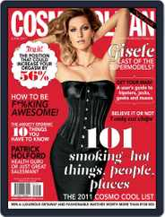 Cosmopolitan South Africa (Digital) Subscription May 22nd, 2011 Issue