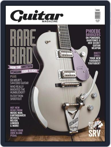Guitar (Digital) July 1st, 2020 Issue Cover