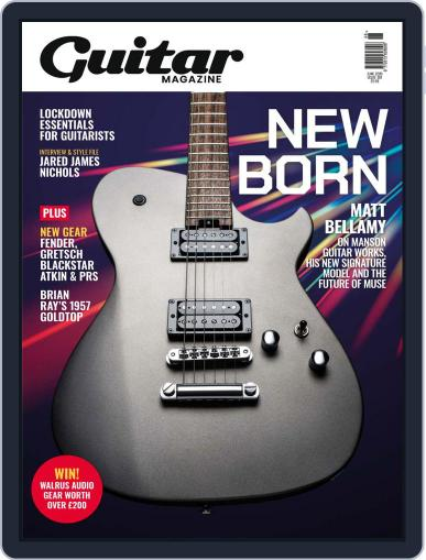 Guitar (Digital) June 1st, 2020 Issue Cover