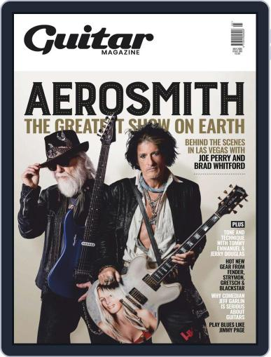 Guitar May 1st, 2020 Digital Back Issue Cover