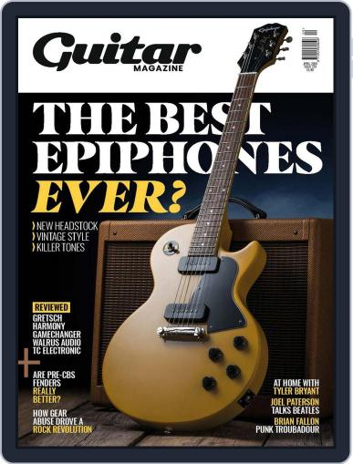 Guitar (Digital) April 1st, 2020 Issue Cover