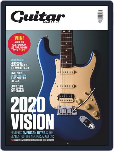Guitar (Digital) February 1st, 2020 Issue Cover