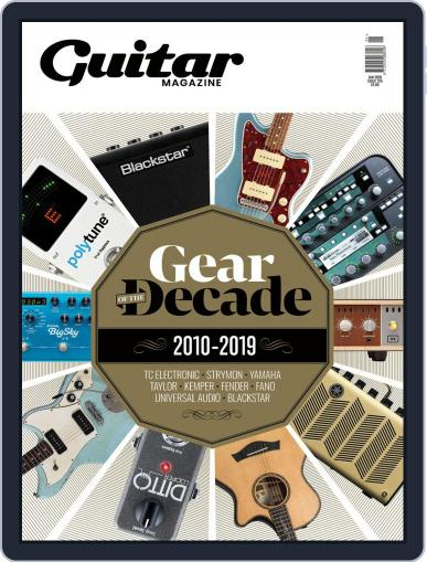 Guitar (Digital) January 1st, 2020 Issue Cover