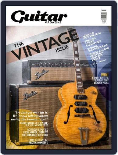 Guitar (Digital) October 1st, 2019 Issue Cover