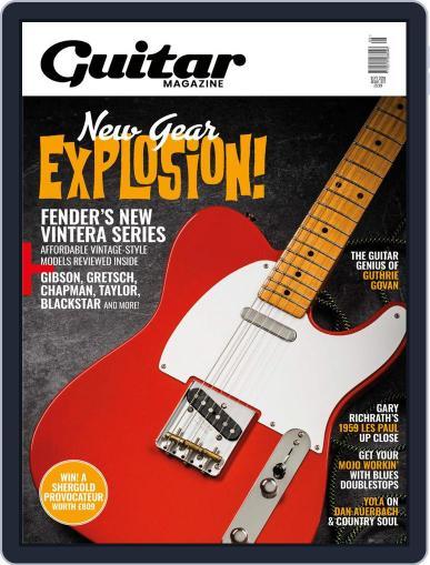 Guitar (Digital) September 1st, 2019 Issue Cover
