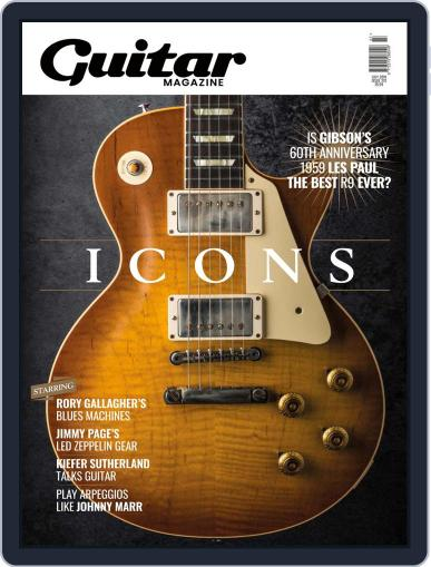 Guitar (Digital) July 1st, 2019 Issue Cover