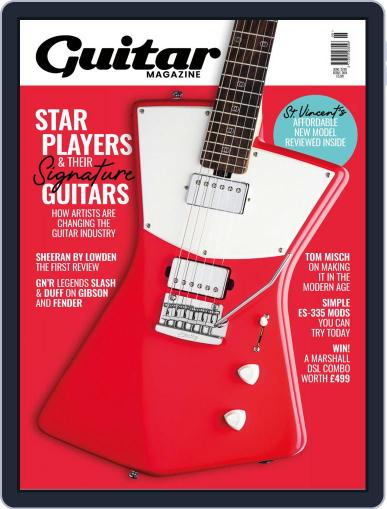Guitar (Digital) June 1st, 2019 Issue Cover