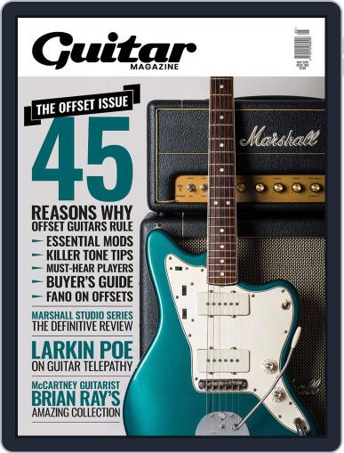 Guitar (Digital) May 1st, 2019 Issue Cover