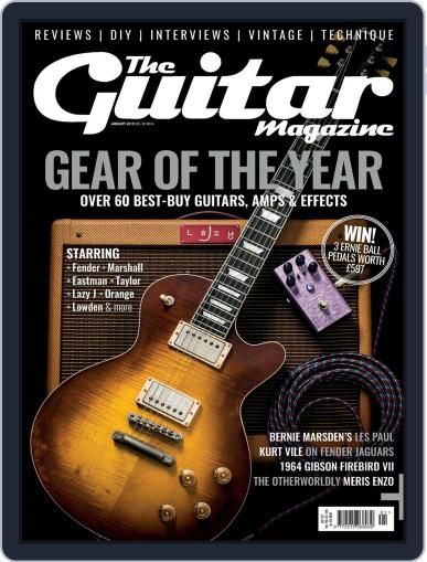 Guitar (Digital) January 1st, 2019 Issue Cover