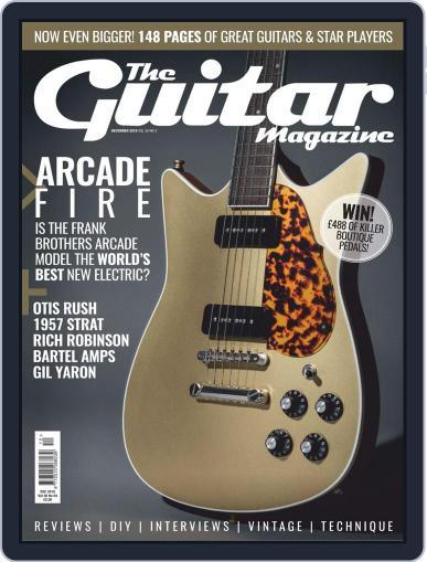 Guitar (Digital) December 1st, 2018 Issue Cover
